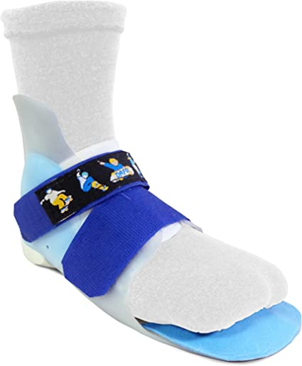 Crew Height AFO Baby Socks 5 Pack Ideal for Pediatric AFOs SMOs and Foot Braces