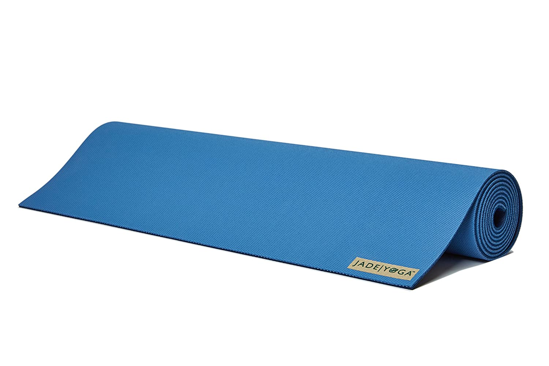 90572f84361b7 Jade Yoga Two Tone Yogamatte 3 16   x 24   x 71   (5mm x 61cm x 180cm) -  Chilli Red   Sedona Red  Amazon.de  Sport   Freizeit