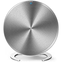 iClever BoostSound Bluetooth Speaker with Rich Bass, 20W Subwoofers, 3 LED Modes, 10 Hours Playtime