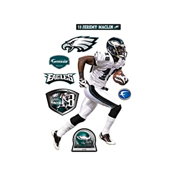 Jeremy Maclin Philadelphia Eagles Wall Decal  sc 1 st  Amazon.ca & Jeremy Maclin Philadelphia Eagles Wall Decal Wall Banners - Amazon ...