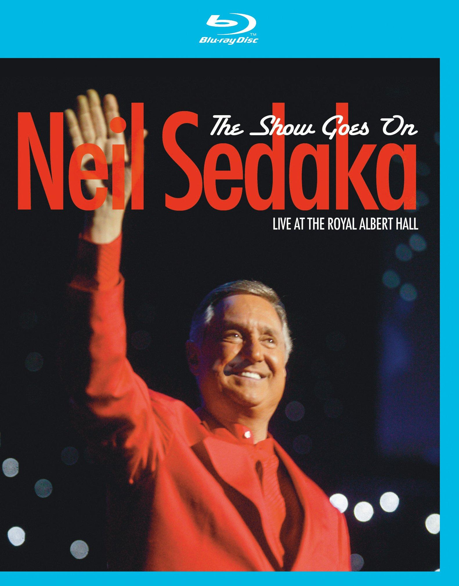 Blu-ray : Neil Sedaka - Live at the Royal Albert Hall (Blu-ray)