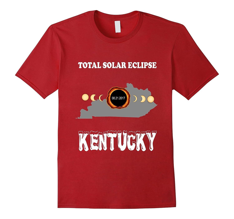 Total Solar Eclipse Kentucky T shirt