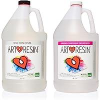 Resina Epoxica Artresin® Kit Profesional De 2 Galónes (7.57 L)