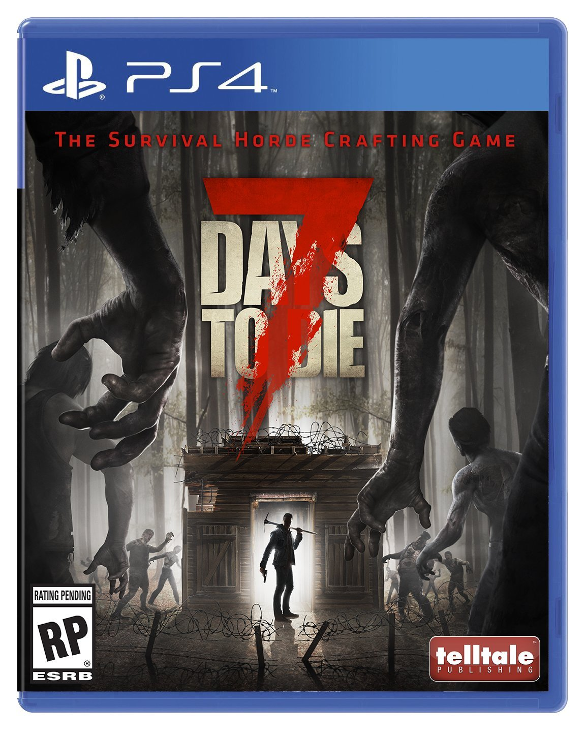 Amazon price history for 7 Days to Die - PlayStation 4