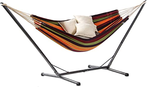 BYER OF MAINE Lambada Hammock and Ceara Stand Set