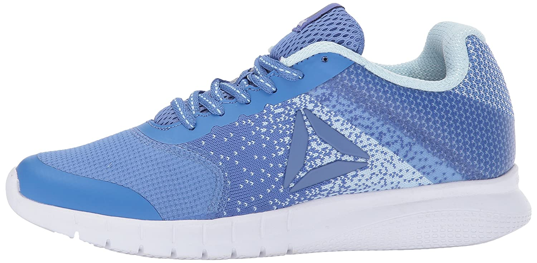 Reebok Women's B0721MMH4W Instalite Run Track Shoe B0721MMH4W Women's 11.5 B(M) US|Flash Blue/Lilac Shadow/Electric Flash ed420e