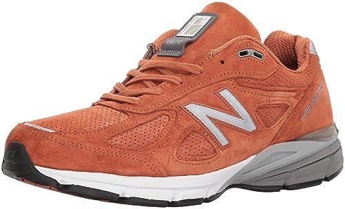 8df72eddea5 New Balance Men s M990v4 Running Shoe Orange  Amazon.ca  Shoes ...