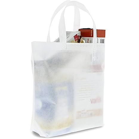 Bolsas blancas para bolso - 20 unidades no tejidas al por ...