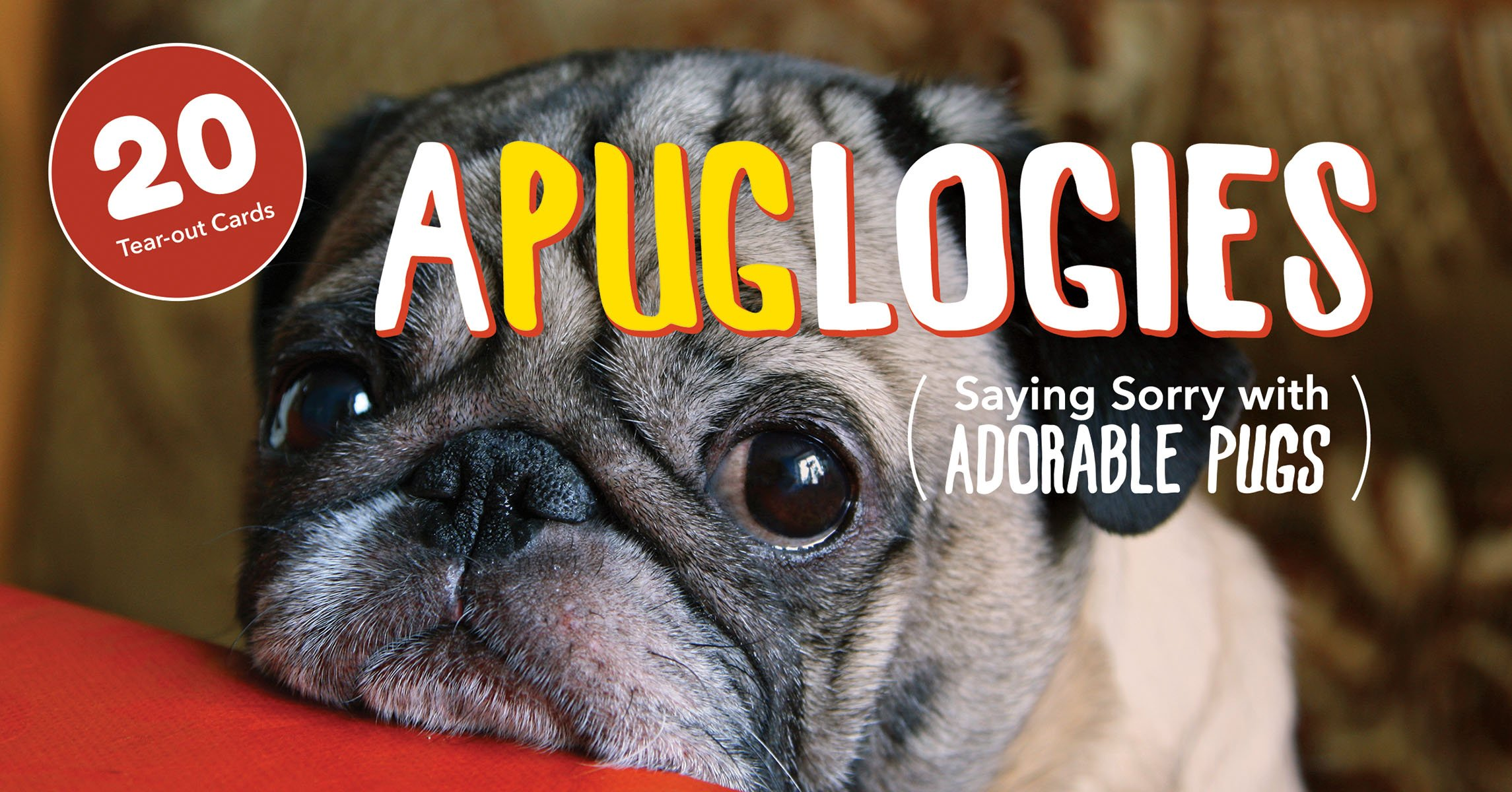 Apuglogies: Saying Sorry with Adorable Pugs: Editors of Ulysses