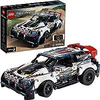 Lego App Controlled Top Gear Rally Car