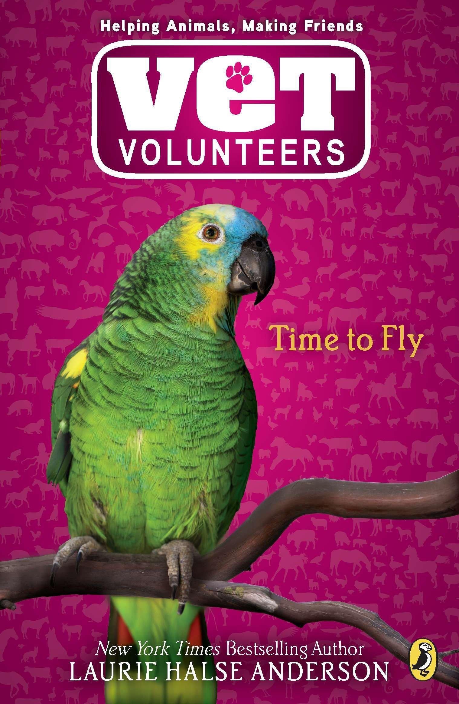 Time to Fly #10 (Vet Volunteers) pdf epub