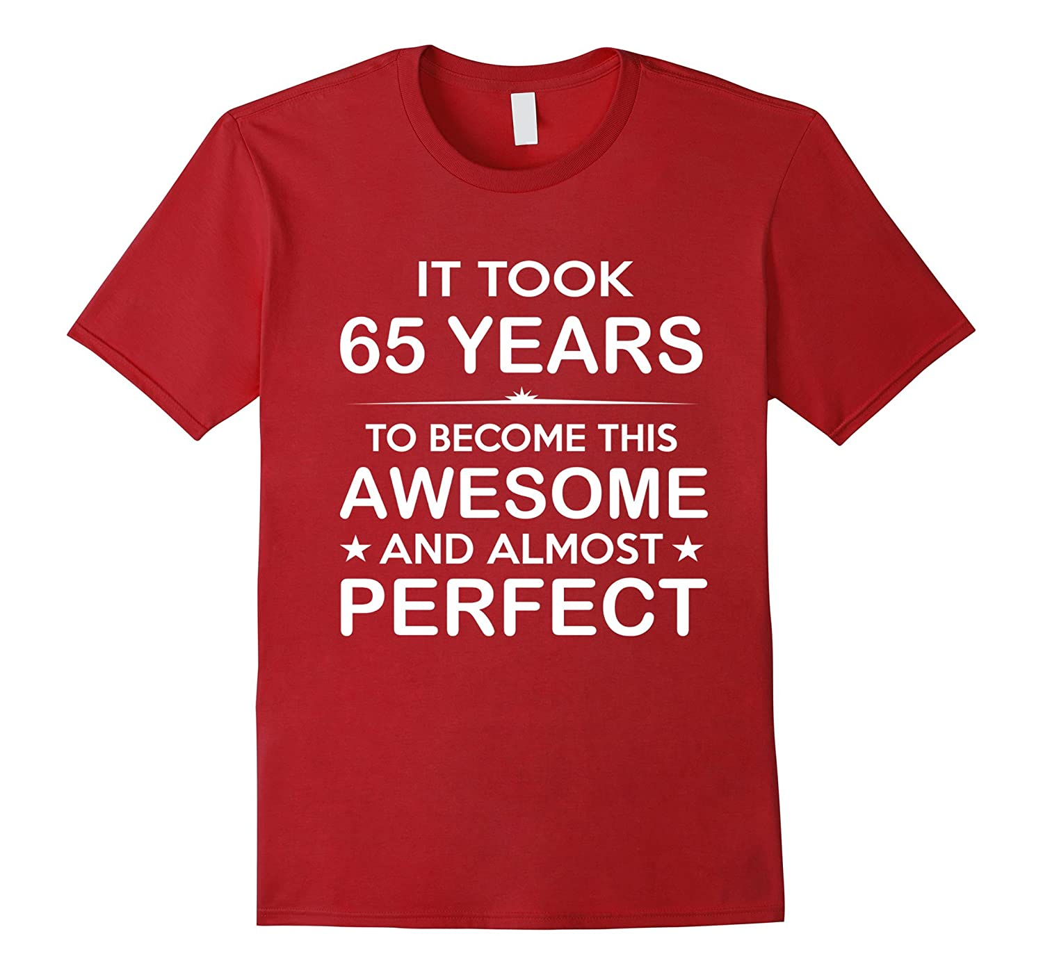 Sixty Five 65 Year Old 65th Birthday Gift Ideas Her Him TH