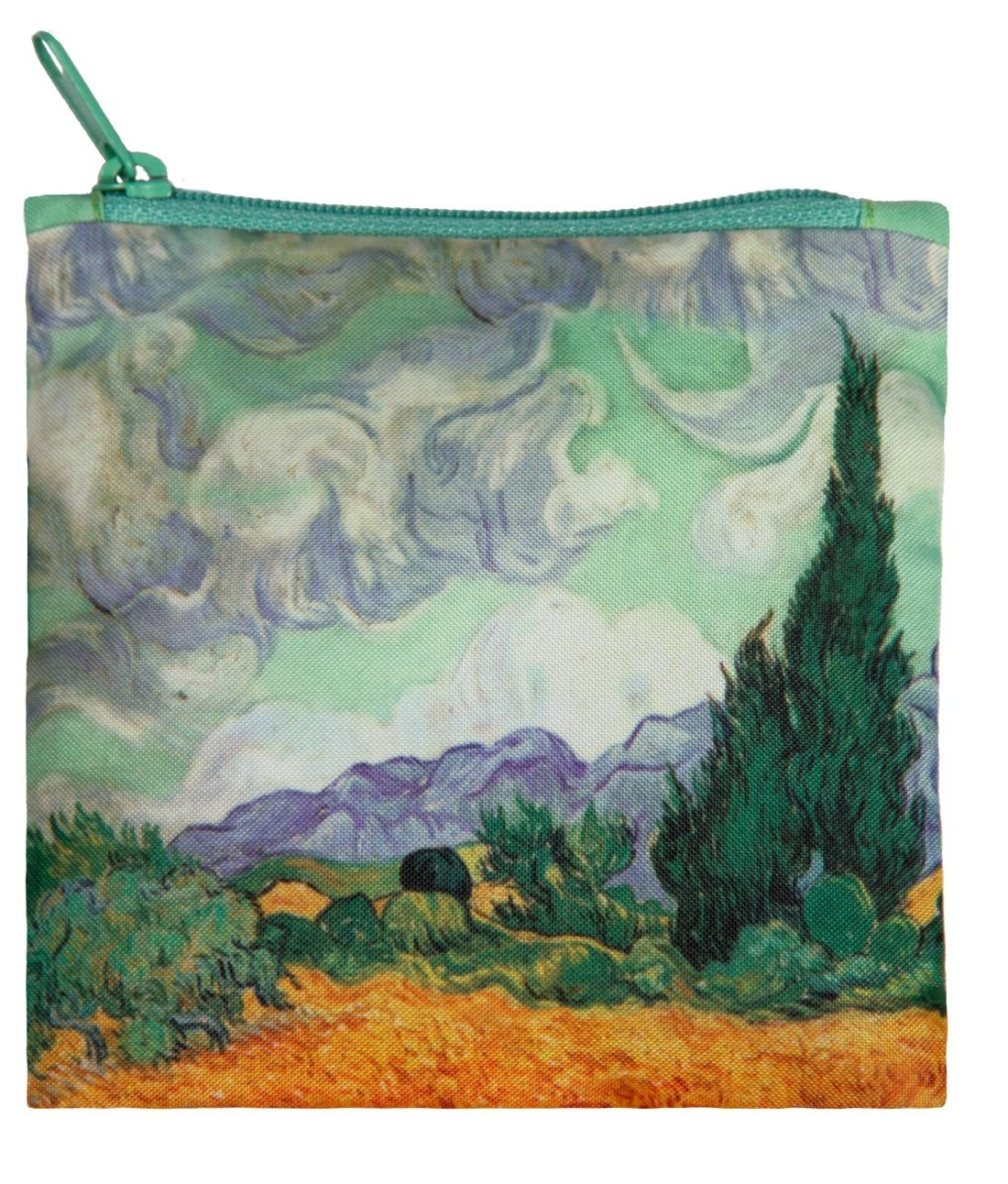 Museum VAN GOGH A Wheat Field with Cypresses Bag Shopper Tasche LOQI sloy4