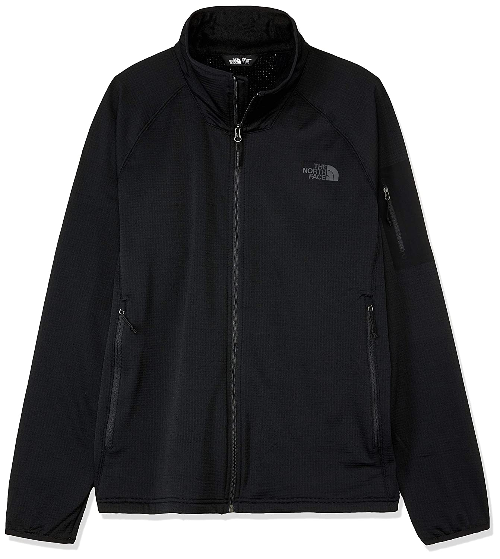 5580f9331bc3 The North Face Mens Borod Full Zip at Amazon Men s Clothing store