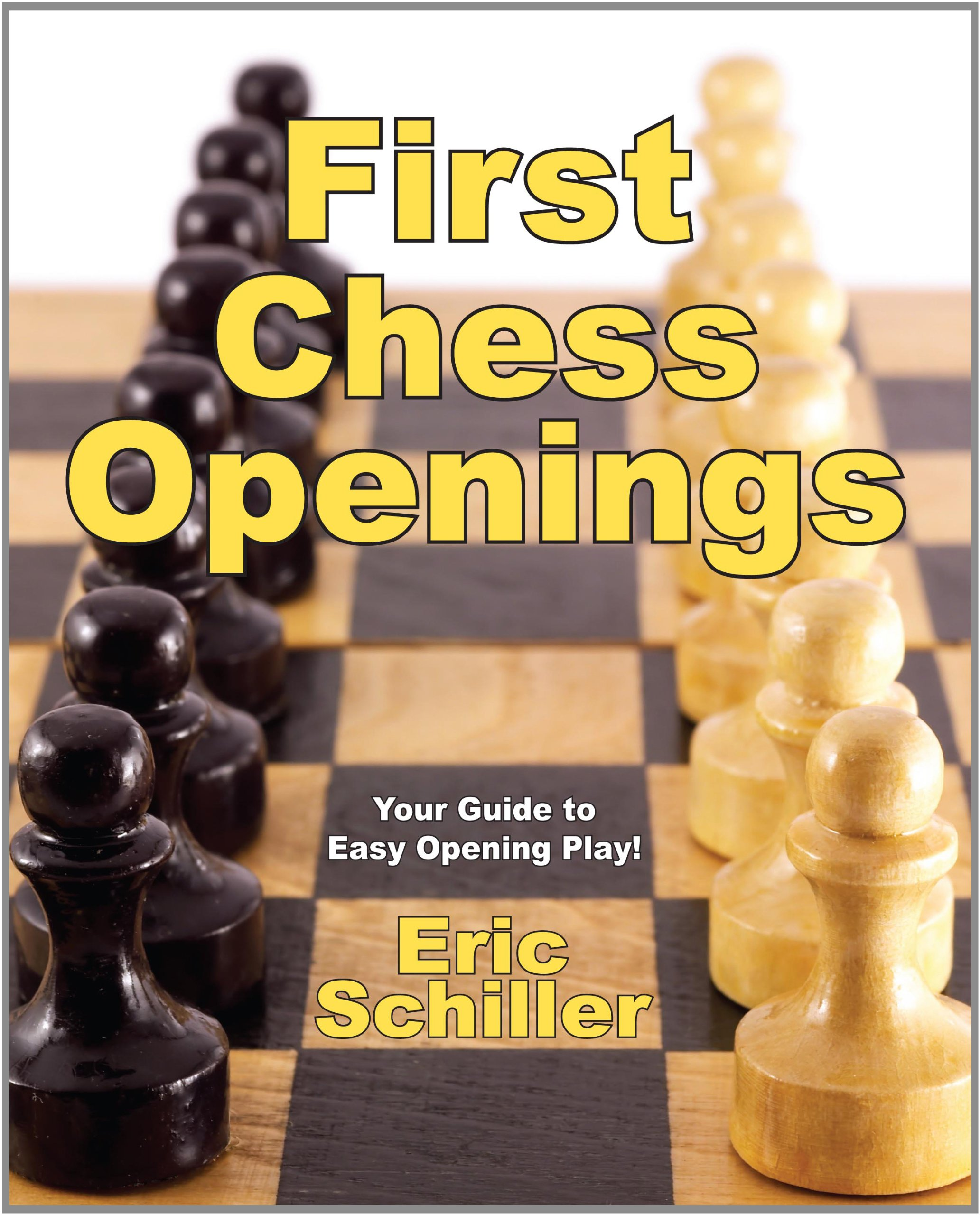 First Chess Openings Eric Schiller 9781580421522 Books Four Move Checkmate Diagram
