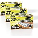 Shark VMP30 VACMOP Disposable Hard Floor Vacuum and Mop Pad Refills, 30 Count, White
