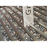 Edelstahl Grillrost Schaber | Grillrostreiniger | Grillreiniger | Grillrostkratzer | Grill Schaber | 4mm 5mm 6mm 8mm