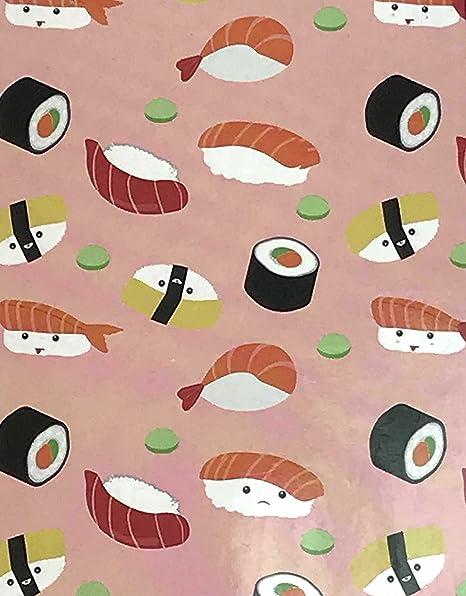Amazon Room40Room Sushi Cute Kawaii Throw Blanket 40 X 40 Inch Custom Kawaii Throw Blanket