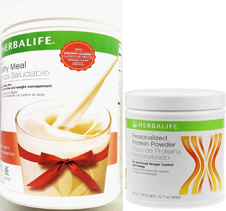 Batido Manzana Caramelizada de 550 grs + Polvo Proteina ...