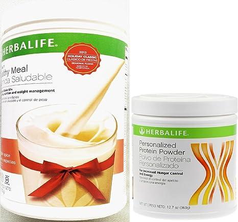 Batido Manzana Caramelizada de 550 grs + Polvo Proteina 240 ...