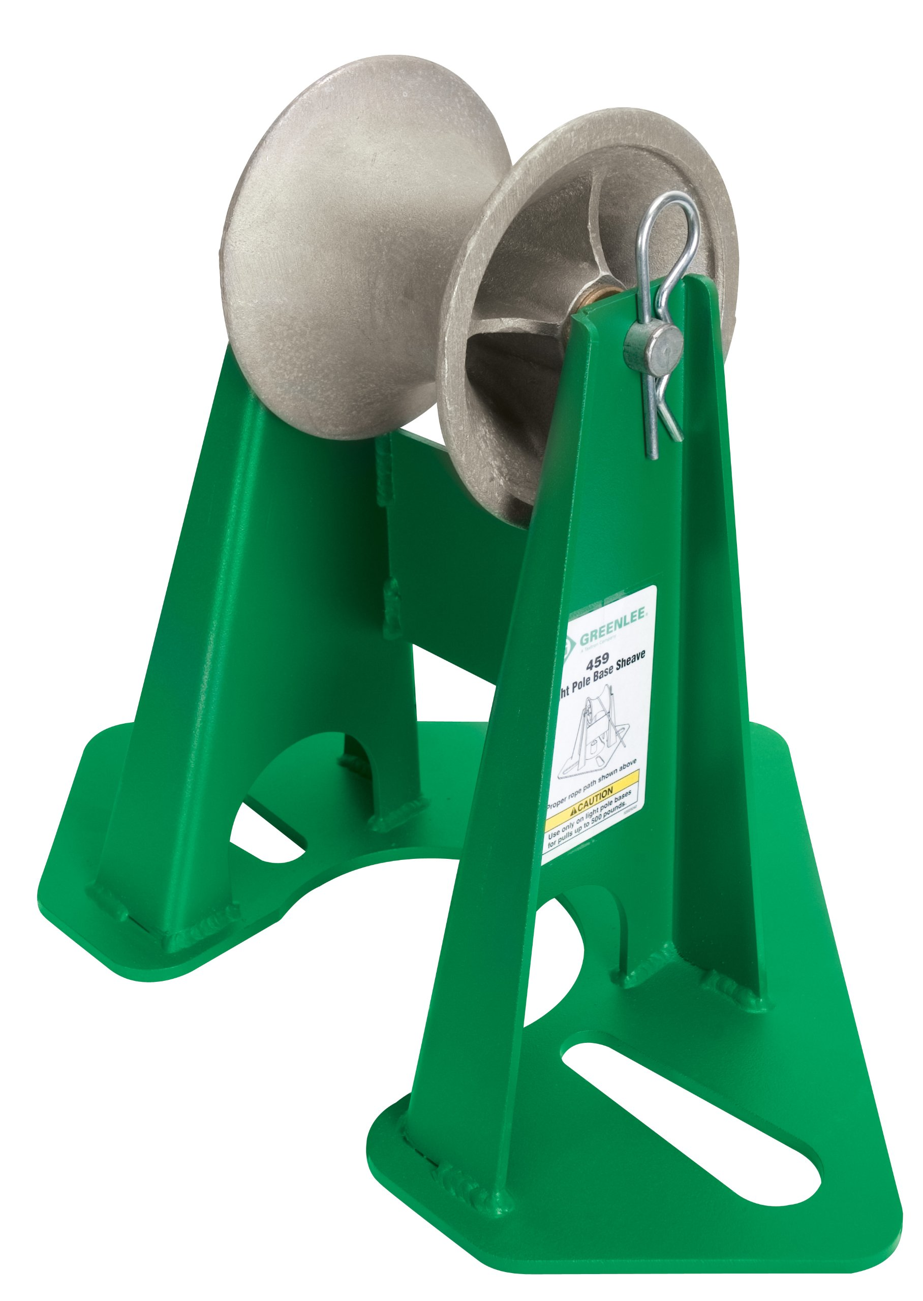 Greenlee 459 Light Base Sheave