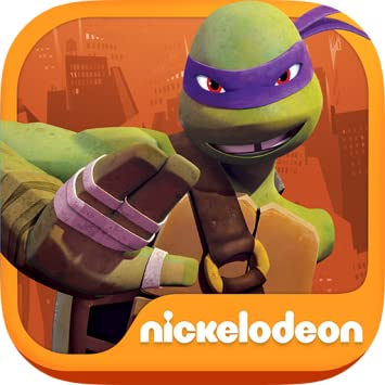 Teenage mutant ninja turtles figures-choisir personnage de menu