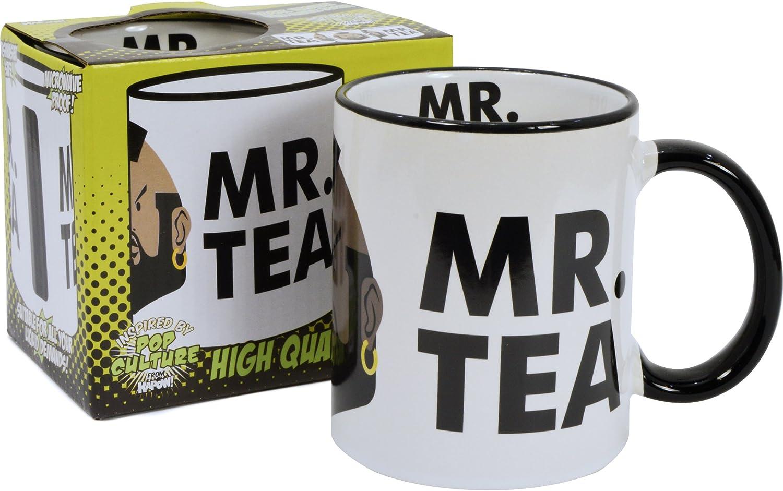 Mr Tea Boxed Mug by Pop Art Products