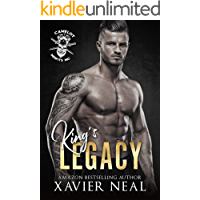 King's Legacy (Camelot Misfits MC Book 3)