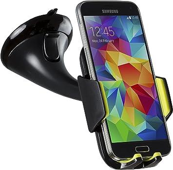 Kit Premium de Coche-Soporte para móvil o Smartphone 360 Grados ...