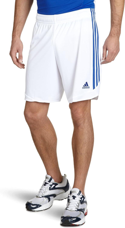 adidas Fussballshorts Tiro 11 White//Black
