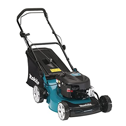 Makita PLM4620 - Cortacésped (Cortacésped manual, 46 cm, 2 cm, 7,
