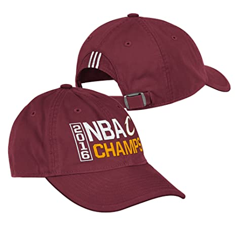 Image Unavailable. Image not available for. Color  Cleveland Cavaliers  Maroon 2016 NBA Finals Champions Locker Room Champs Adjustable Dad Hat   Cap fea2d2b313b1