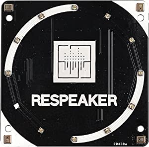 seeed studio ReSpeaker 4-Mic Array for Raspberry Pi, Raspberry Pi Microphone
