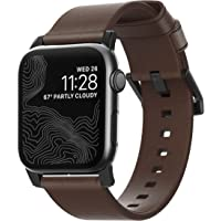 Nomad Modern Leather Watch Strap for Apple Watch 38mm & 40mm