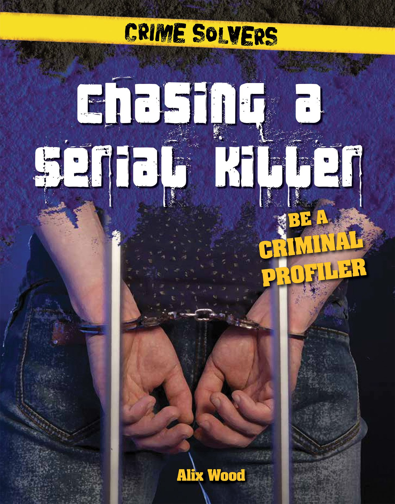 Chasing a Serial Killer: Be a Criminal Profiler (Crime Solvers) pdf