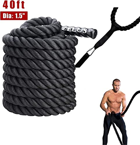 ZELUS Battle Rope