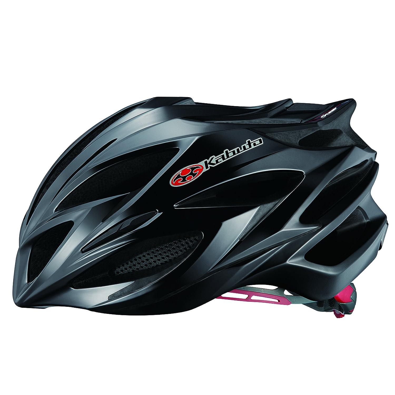 OGK KABUTO(オージーケーカブト) ヘルメット STEAIR ブラック サイズ:L/XL
