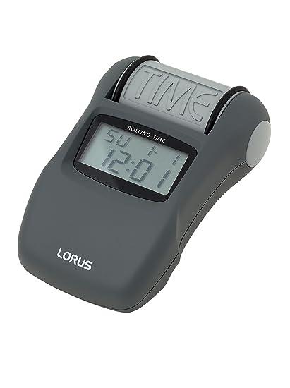 Lorus 10652 - Reloj Despertador Digital