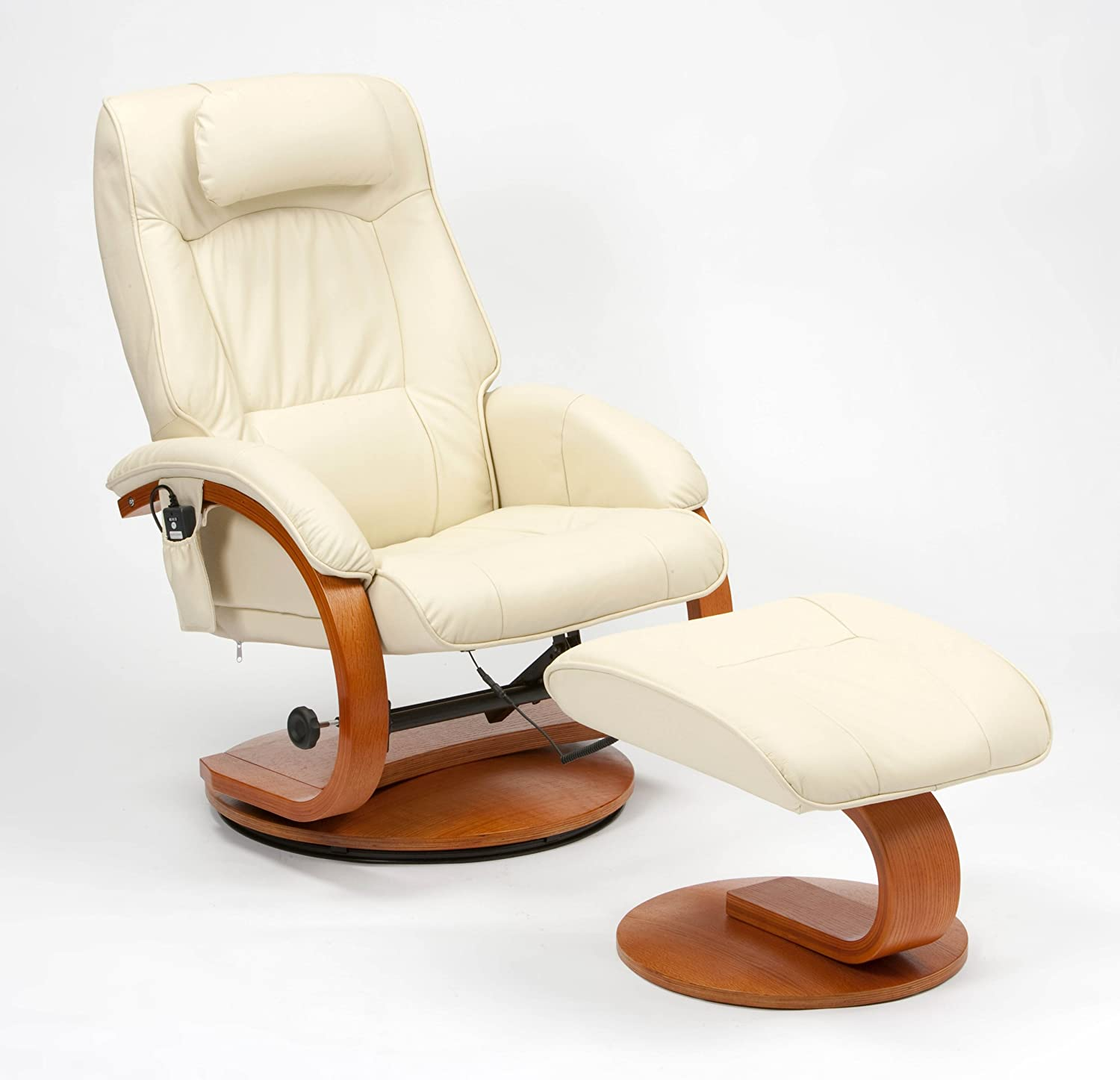 massage chair and footstool. massage chair and footstool /