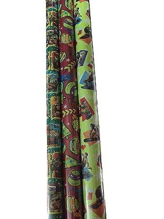 Amazon.com: TMNT ~ Teenage Mutant Ninja Turtles ~ regalo 40 ...