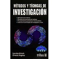 Métodos y técnicas de investigación