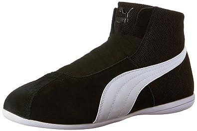 457af610ebf8f PUMA Women's Eskiva MID Textured WN's-W Cross-Trainer Shoe