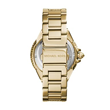b19be9943f03 Amazon.com  Michael Kors Women s Camille Gold-Tone Watch MK5720  Michael  Kors  Watches