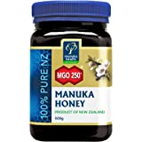Manuka Health Honig MGO 250+ aus Neuseeland, 1er Pack (1 x 500 g)