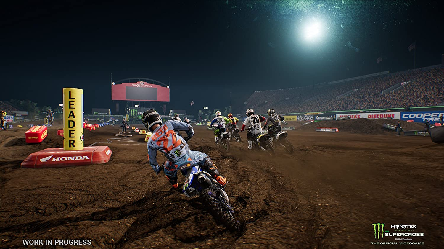 Amazon Monster Energy Supercross The Official Videogame