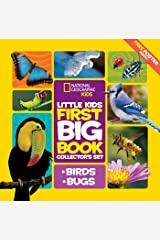 Little Kids First Big Book Collector's Set: Birds and Bugs (Little Kids First Big Books) Hardcover