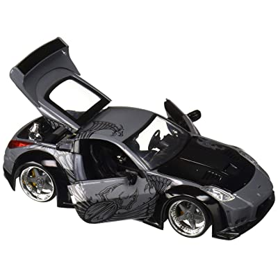 Jada 97219 Diecast Model Toy, Grey: Home & Kitchen