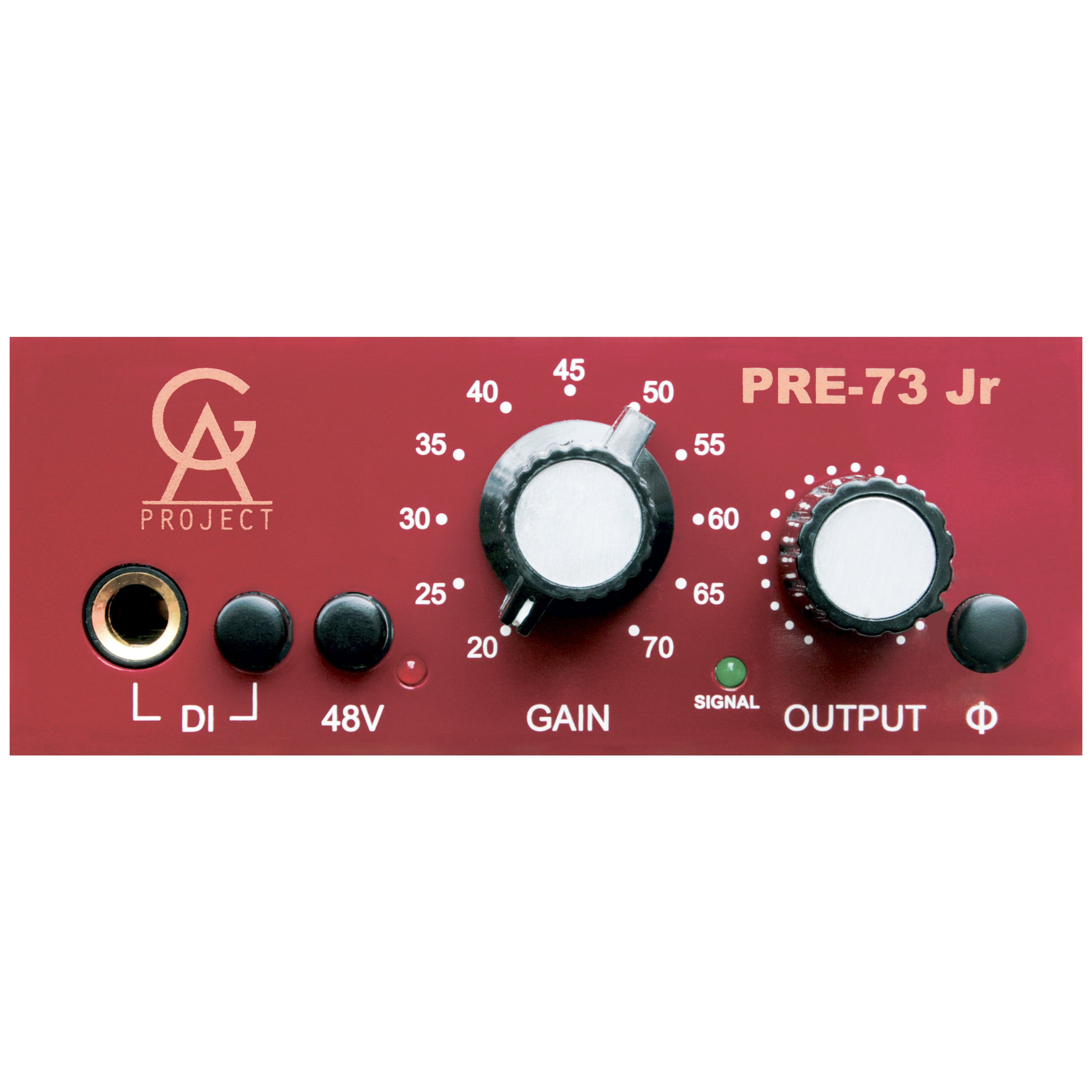 Golden Age Project Pre73 JR Compact Vintage Style Microphone Preamp by Golden Age Project