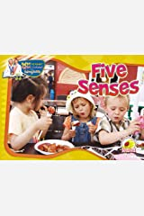 Five Senses (Happy Reading Happy Learning - Science) Paperback