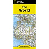 World [Folded] (National Geographic Reference Map)